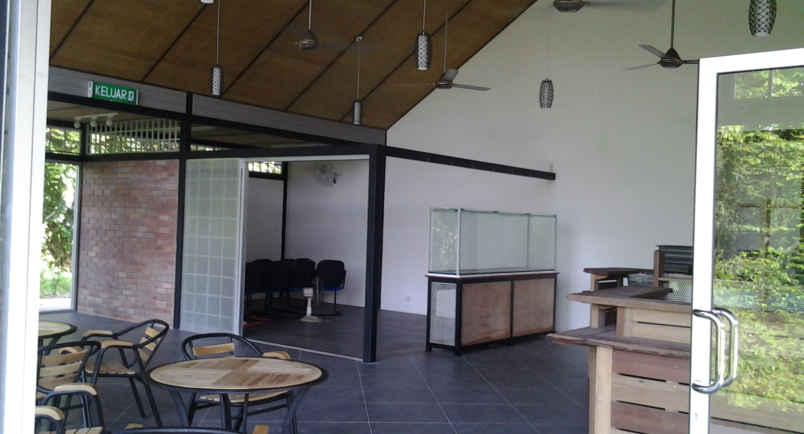 BSBCC's Visitor's Centre