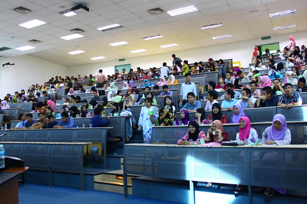 Politeknik KK Career Talk on 7Oct2011
